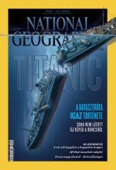 National Geographic 2012. áprilisi címlap