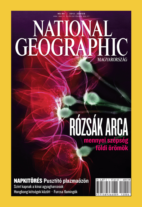 National Geographic Magazin - 2012. június