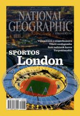 National Geographic 2012. augusztusi címlap