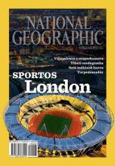 National Geographic 2012. augusztusi címlap
