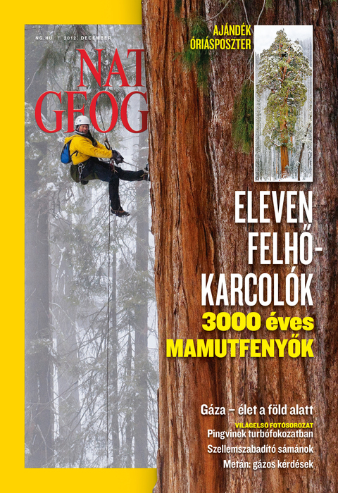 National Geographic Magazin - 2012. december