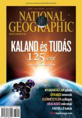 National Geographic 2013. januári címlap
