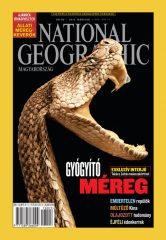 National Geographic 2013. márciusi címlap