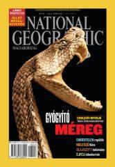 National Geographic 2013. márciusi címlap