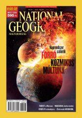 National Geographic 2013. júliusi címlap