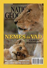 National Geographic 2013. augusztusi címlap
