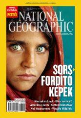 National Geographic 2013. októberi címlap