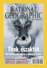 National Geographic 2014. januári címlap