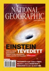 National Geographic 2014. márciusi címlap