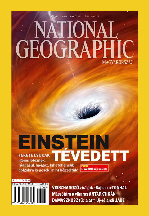 National Geographic Magazin - 2014. március