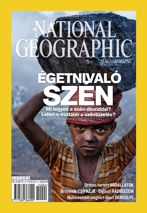 National Geographic Magazin - 2014. április
