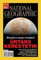 National Geographic 2014. júliusi címlap