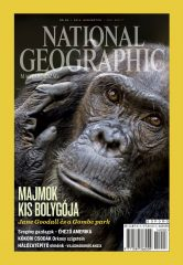 National Geographic 2014. augusztusi címlap