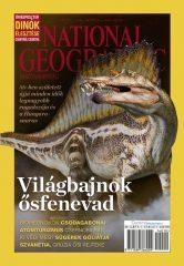 National Geographic 2014. októberi címlap