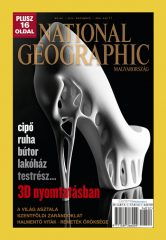 National Geographic 2014. decemberi címlap