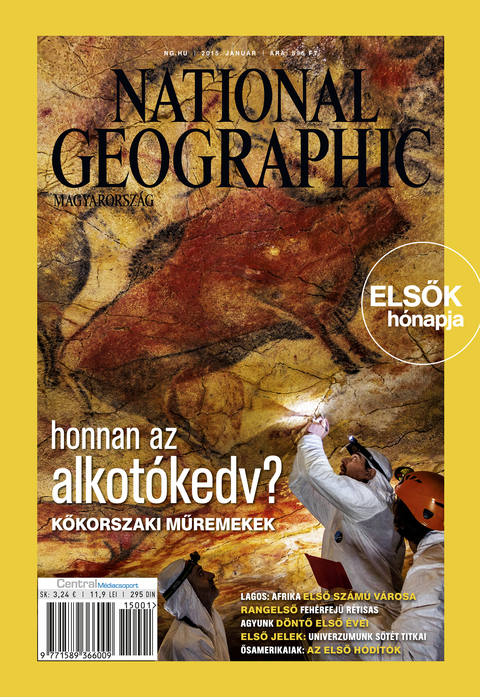 National Geographic Magazin - 2015. január