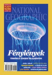 National Geographic 2015. márciusi címlap
