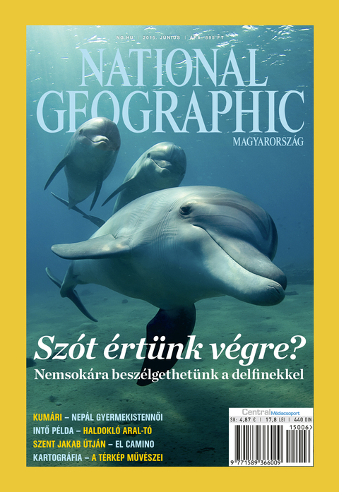 National Geographic Magazin - 2015. június