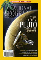 National Geographic 2015. júliusi címlap