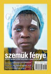 National Geographic 2015. augusztusi címlap