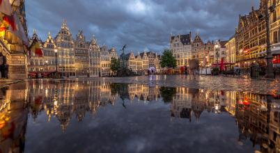 Antwerpeni tükör
