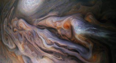 """Megörökítették a Jupiter """"sárkányszemét"""""""