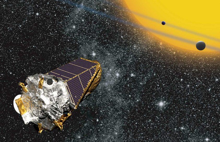 Véget ért a Kepler küldetése