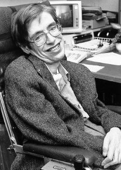 Elkelt Stephen Hawking kerekesszéke