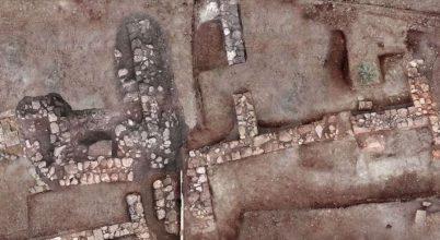 Elveszett görög város romjai kerültek elő