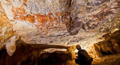 Ősi művészek 40 ezer éves alkotásaira bukkantak