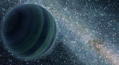 Magányosan sodródó bolygókat találtak