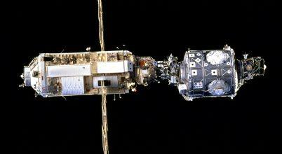 20 éves a Nemzetközi Űrállomás
