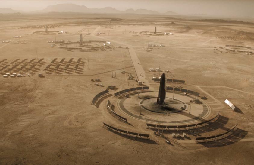 Hamarosan kezdődik a hazánkban forgatott Mars-sorozat második évada