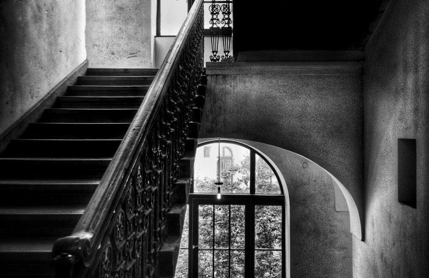 A nap képe: Egy régi budapesti bérház