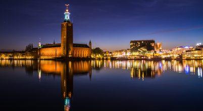 Az éjszakai Stockholm