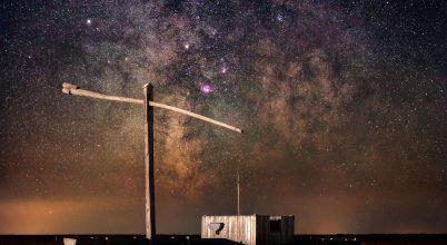 Gémeskút és galaktikus központ