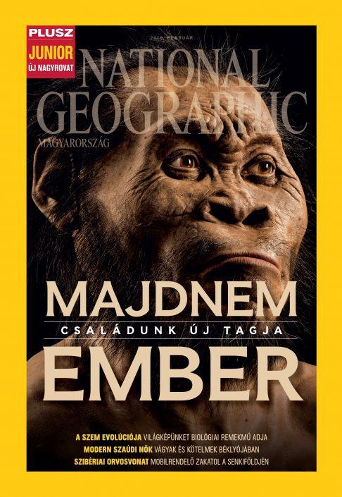 National Geographic Magazin - 2016. február
