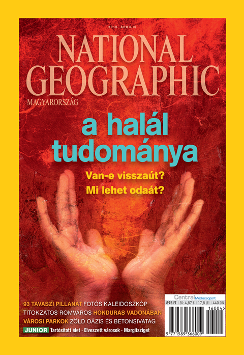 National Geographic Magazin - 2016. április