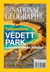 National Geographic 2016. májusi címlap