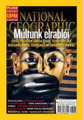 National Geographic 2016. júniusi címlap