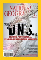 National Geographic 2016. augusztusi címlap