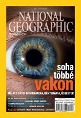 National Geographic 2016. szeptemberi címlap