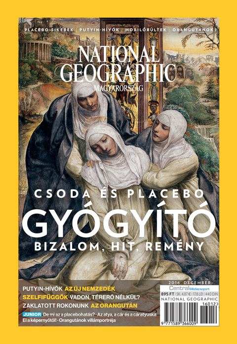 National Geographic Magazin - 2016. december