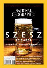 National Geographic 2017. márciusi címlap