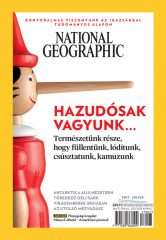 National Geographic 2017. júliusi címlap