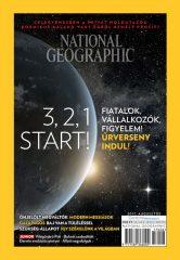 National Geographic 2017. augusztusi címlap