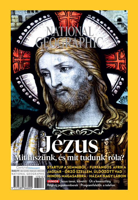National Geographic Magazin - 2017. december