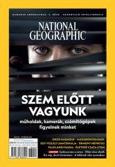 National Geographic 2018. februári címlap