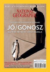 National Geographic 2018. áprilisi címlap