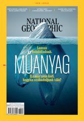 National Geographic 2018. júniusi címlap